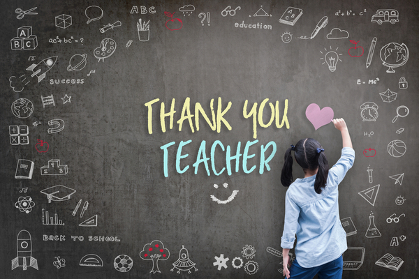 How To Be Thankful To Teachers
